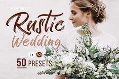 50 Rustic Wedding Presets for Lightroom and Photoshop - LR presets - ACR presets - portrait presets - family photography authentic presets Photoshop Tutorial, Photoshop Actions, Photoshop Design, Adobe Photoshop, Lightroom Gratis, Lightroom 4, Indie, Wedding Presets, Professional Lightroom Presets