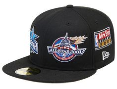 7c3196195a5db All-Star Game Patch 59Fifty Fitted Cap by NEW ERA x NBA Fitted Baseball Caps