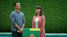 "Shut Eye 1x07 ""Two of Swords"" - Charlie Haverford (Jeffrey Donovan) & Nadine Davies (Mel Harris)"