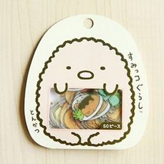 50 transparent full colored Sumikko Gurashi stickers comes in a cute character package, perfect for gift giving. These cutie stickers are vibrant in color and are the perfect little stickers for your