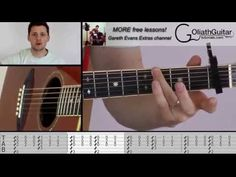 All of Me - John Legend - Fingerstyle Guitar Lessons & Tabs - YouTube