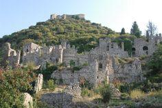 Sparta - Mystras, Greece