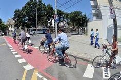 biciRio 2012 vai debater o uso da bicicleta como modal de transporte - Secretaria Municipal de Meio Ambiente elege a integração da bicicleta aos transportes públicos como tema central do II Fórum Internacional da Mobilidade por Bicicleta    Com o objetivo de estimular o uso da bicicleta como modal de transporte urbano na vida do carioca, a Secretaria Municipal de Meio Ambiente do Rio de Janeiro (SMAC) promove de 23 a 25 de Setembro, dentro Semana Nacional de Trânsito, o II Fórum…