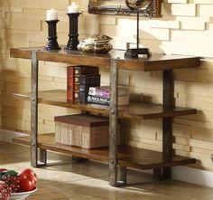 Amazing Primative / Rustic Book Shelf
