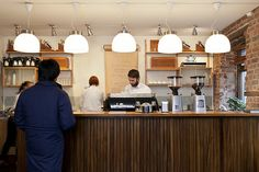 Tim Wendelboe is a coffee roastery, an espresso bar and a coffee resource and training centre located in Grünersgate Oslo, Norway