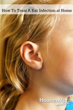 Housewife Eclectic: 5 Ways to Treat Ear Infections at Home and a Colloidal Silver Giveaway