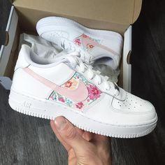 nike air force 1 femme fleur
