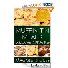 FREE eBook: Muffin Tin Meals - Kindle Edition from Thrifty Jinxy