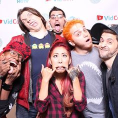 love these guys Disney Princess Tattoo, Punk Princess, Cartoon Network Adventure Time, Adventure Time Anime, Pewdiepie Jacksepticeye, Smosh Squad, Youtube Quotes, Smosh Games, Funny Road Signs