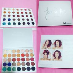 #makeup_junkie #in_love #arrived from the US at last #super_excited #dntcha #like_a_kid_in_a_candy_store  #jaclynhill #jaclynhillfan