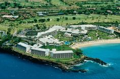 Kaanapali Beach Resort on Maui