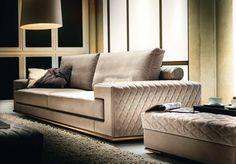 Modern italian living room furniture - luxury interior design company in California Corner Sofa Design, Living Room Sofa Design, Living Room Designs, Sofa Furniture, Living Room Furniture, Living Rooms, Luxury Sofa, Luxury Interior, Interior Design