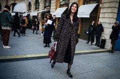 Street Style Photos From Spring 2017 Couture Week
