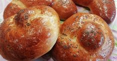 Bagel, Hamburger, Muffin, Bread, Breakfast, Food, Basket, Brioche, Morning Coffee