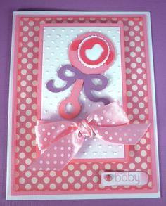 Cricut Sugar and Spice Card