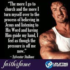 Really? Rocky Quotes, Rocky Balboa Quotes, Christian Life, Christian Quotes, Christian Actors, Bible Quotes, Me Quotes, Rambo Quotes, Actor Quotes