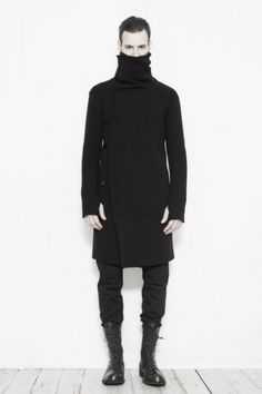 Minimalist architectural fashion by NUDE:MM