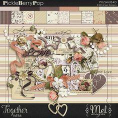 Together -  Full kit By Mel Designs