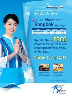 Promotion Bangkok Airway