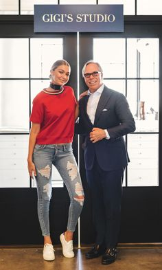 6 Reasons Gigi Hadid's Tommy Hilfiger Collection's Going to Be Out of This World
