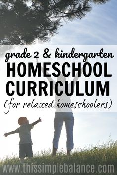 What exactly does relaxed homeschooling look like? Here's everything we're using in our relaxed homeschool this upcoming year with kids in second grade, kindergarten, preschool, plus a toddler!