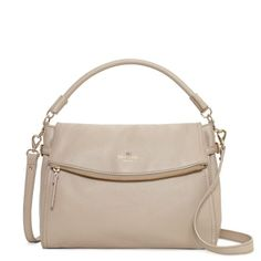 kate spade | cobble hill little minka. I want this to be my grown-up bag. A bag that can go from church to school to dates to work to travel. One day.