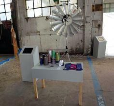 merel karhof: wind knitting factory