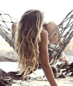 Perfect beach waves. #summerbeauty