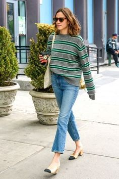 Alexa Chung gave us a sneak peek into her latest clothing line!