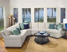 Temple Furniture - Corbin Sectional