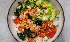 Six of the best rice bowl recipes | Life and style | The Guardian