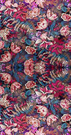 floral : symmetry : Alto Inverno 2013