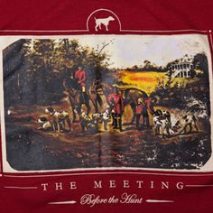 Southern Point Co. : The Meeting Tee
