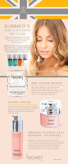 Summer Skin Necessities