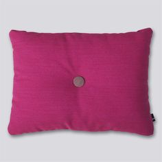 Dot Cushion  /  1 DOT STEELCUT TRIO 653 PINK