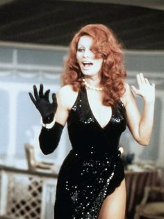 Sophia Loren in a publicity still for La Pupa Del Gangster (1975)