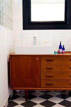 La petite fabrique de rêves: Les 6 commandements de la salle de bain tendance !