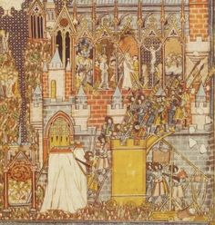 First Crusade - 1095 - 1099