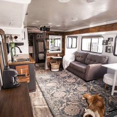 rv remodel 25 Stunning Winter RV Remodel Ideas to Upgrade Your Road Camper Renovation, Home Renovation, Camper Remodeling, Architecture Renovation, Travel Trailer Remodel, Travel Trailers, Rv Travel, Airstream Trailers, Camping Trailers