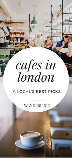 Check out these delicious cafes in London, England as picked by a local! Check out these delicious cafes in London, England as picked by a local! London Cafe, London Food, Eurotrip, Glasgow, Big Ben London, West London, Beste Hotels, London Travel, Travel Europe
