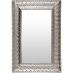 Bungalow Rose Rectangle Wall Mirror