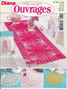 créations crochet: nouveaux #crochetmagazine