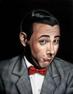 Pee Wee Herman. Bruce White.