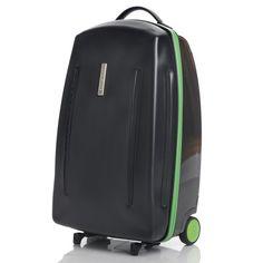 crushable/pops back up suitcase.