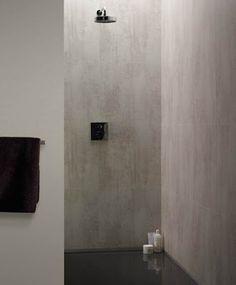 """lenapenas verden: Baderomsplater i """"betong"""" fra Alloc"""