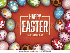 happy easter day have a nice day