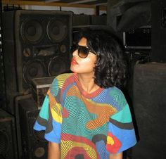 "The M.I.A factor: Mathangi ""Maya"" Arulpragasam (born 18 July 1975), better known by her stage name M.I.A., is a Tamil-British recording artist, songwriter, painter and director."