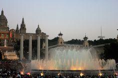 #magischerbrunnen #spanien #barcelona