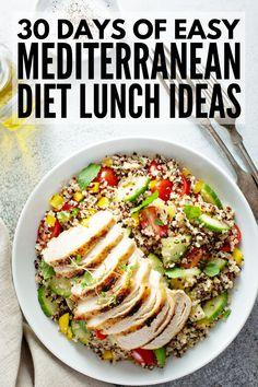 Mediterranean Diet Meal Plan for . - 120 Mediterranean Diet Recipes for Weight Loss Dieta Atkins, Best Pasta Dishes, Easy Mediterranean Diet Recipes, Mediterranean Diet Breakfast, Mediterranean Dishes, Weight Loss Meals, Recipes For Weight Loss, Weight Loss Diets, Weight Loss Eating Plan