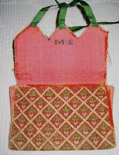 With My Needle: Work'd Pocketbook
